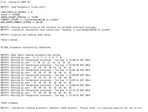 SLOB-data-load-1